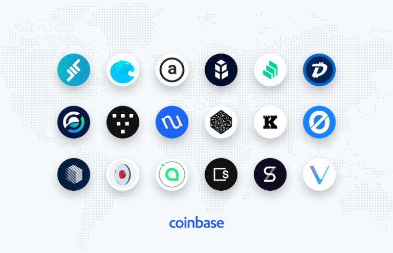 eos coin coinbase
